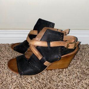 Miz Mooz Sandals Size 41
